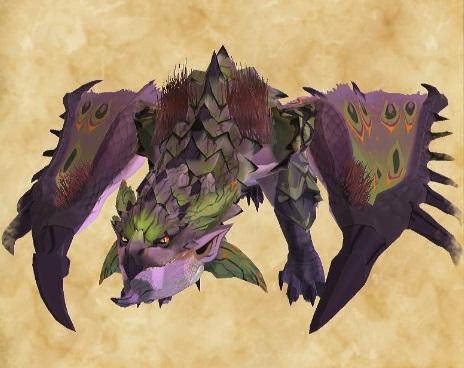 モンハンストーリーズ2紫毒姫リオレイア
